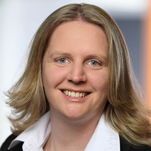Denise Ebenhoech, Regional Head of Advanced Robotic Applications, KUKA Robotics