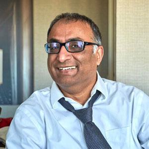 Sandeep Vaid ,Vice President IT, iQor