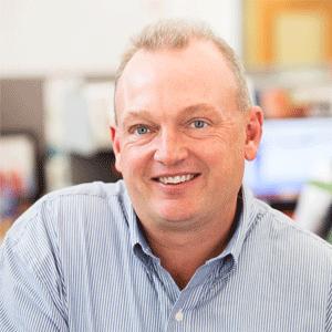 Steve Anderson, GISP Vice President of Technology Services, VHB