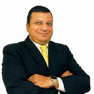 Arvind Rampurada, Associate Director, NYU Langone Health