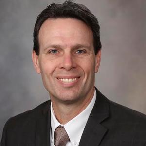 Joseph Dudas, Division Chair, Enterprise Analytics, Mayo Clinic
