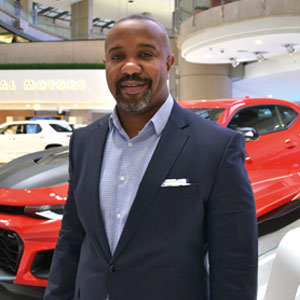 A. Charles Thomas, Chief Data & Analytics Officer, Head - Enterprise Data Science & Analytics, General Motors