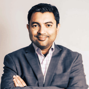 Amit Pande, VP, Marketing & Strategy