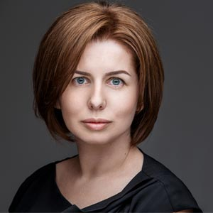 Katherine Kostereva, CEO and Managing Partner