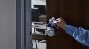 SALTO Lock solution for a reliable and secure management system