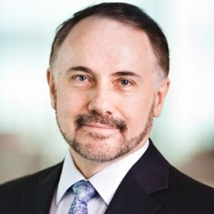 Brian Traquair, EVP, SunGard Financial Systems