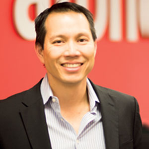 Jarvis Mak, Chief Customer Officer