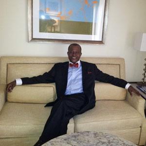 Preston Williams III, Senior Partner and CIO, GBC Global Services