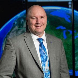 John Sprague, Deputy CTO, IT and the End User Architect, NASA