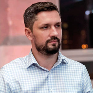 Igor Khmel, Founder & CEO