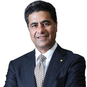 Punit Renjen, CEO