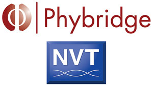 NVT Phybridge CHARIoT series and has been designed to aid customers