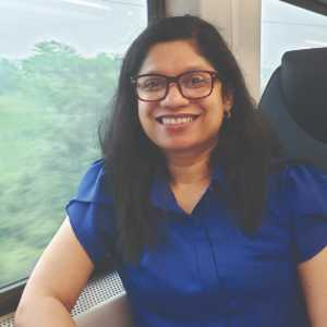 Meenal Iyer, Sr. Director, Enterprise Analytics and Data, Tailored Brands