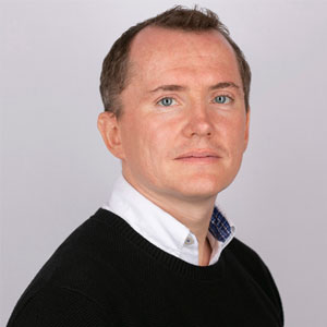Kevin Knowles, Global Head of Contact Automation, Vodafone Group