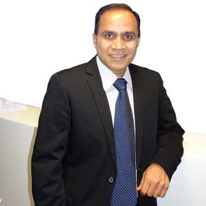Ramesh Munamarty, Group CIO, International SOS
