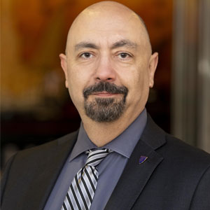 Yazdan T. Emrani, P.E., Director of public works, City of Glendale, CA