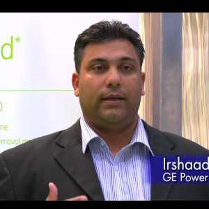 Irshaad Hakim, Regional Executive, GE Water & Process Technologies