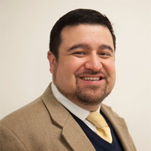 Gabriel Rodriguez, Director, Organizational & Talent Development, San Jacinto College