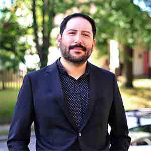 Ernesto Pacheco, ASAI, DVAB, Director of Visualization, CannonDesign