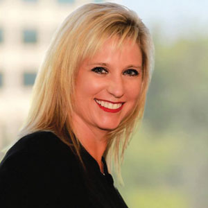 Angela Gearhart, Sr. Director Retail & Brand Experience, Sleep Number