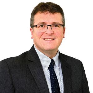 Dr. Dirk Stanley, CMIO, UConn Health