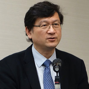 Teddy Kuo, Chairman of QNAP Systems, Inc.