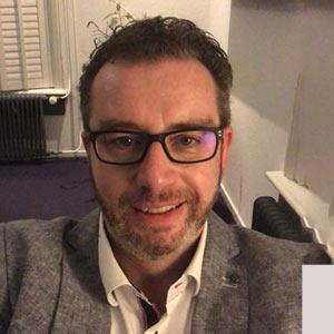 Dennis van Bregt, Director of Data and Content Management, Kramp