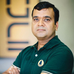 Isu Sahai, Vice President, Information Technology, Manduka