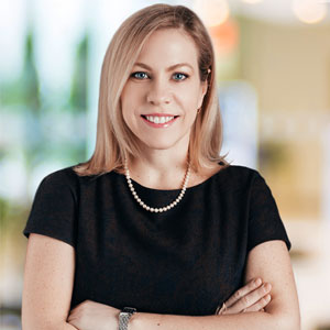Jennifer Peve, Managing Director of Business Development and Fintech Strategy, DTCC