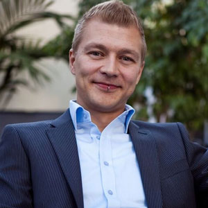 Vesa Tauriainen, President and CEO, NetDispatcher