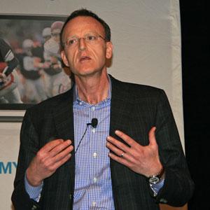 Patrick Harshman, CEO, Harmonic