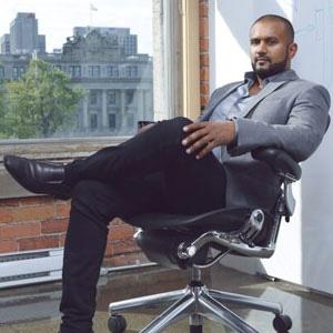 Dax Dasilva, CEO, Lightspeed