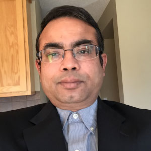 Sanjib Basak, Former Director of Data Science & Artificial Intelligence, Carlson Wagonlit Travel