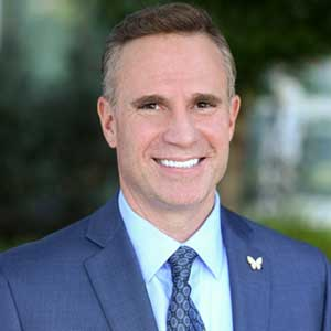 Steve Garske, Senior Vice President and Chief Information Officer, Children's Hospital Los Angeles (CHLA)