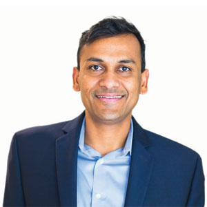 Ravi Thatavarthy, Information Security Officer, iRobot