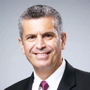 Yanni Charalambous, VP & CIO, Occidental Petroleum Corporation