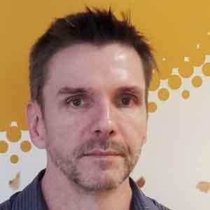 Mark Parkinson, Next Generation Technology Director at Mars