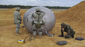 U S Marine Corps to Deploy GATR's Inflatable Satellite ...