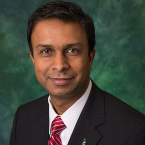 Rama Dhuwaraha, Associate Vice Chancellor & CIO, University of North Texas System
