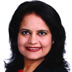 Shivani Saini, CIO, Asia, Middle East & Africa, GSK