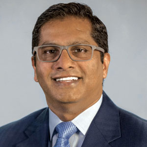 Rajeev Ravindran, SVP and CIO, Ryder System