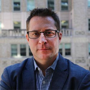 Ryan Halkett, Senior Vice President, Sports Experiences, Lagardère Sports