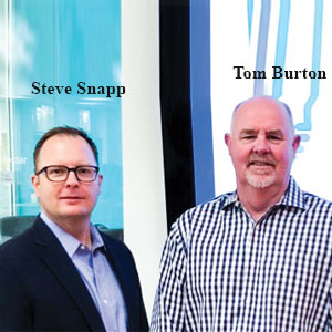Steve Snapp, Co-Founder, LeadSmart Technologies and  Tom Burton, Co-Founder & COO, LeadSmart Technologies