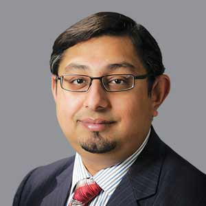 Azfar Mahmood, Product Manager, Jeremy Angelle Vice President Digital Solutions at Frank's International