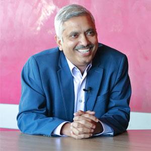 Dr. Sanjay Gupta, Chairman and President