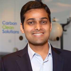 Aniruddha Sharma, CEO