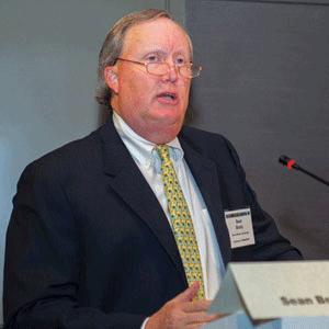 Sean Brady, Managing Director, Cushman & Wakefield's Global Data Center Advisory Group