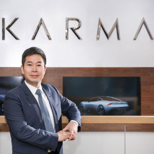 Dr. Lance Zhou, Chief Executive Officer, Karma Automotive