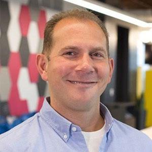Chris Mazzei, Global Chief Analytics Officer, EY