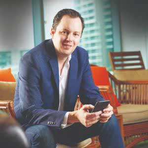 Michael Gillespie, Group Chief Digital and Technology Officer, Domino's Pizza Enterprises Limited, [ASX: DMP]